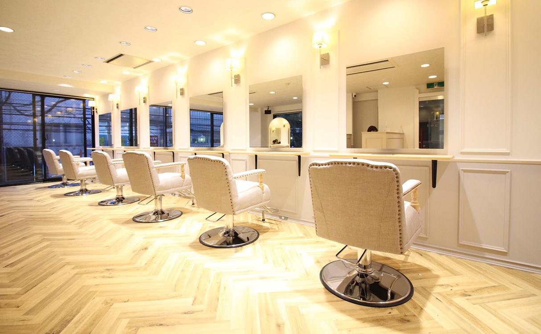 tocca hair lounge 日吉